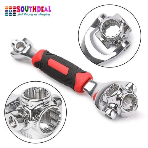 48 In 1 Professional Multi Socket Wrench With 360 Rotating Heads