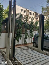 Mild Steel Car Parking System, Capacity: 2200 kg