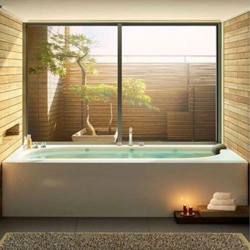 Jaquar Alive Bath Tub, Bharmal Sanitary Centre | ID: 17865804088