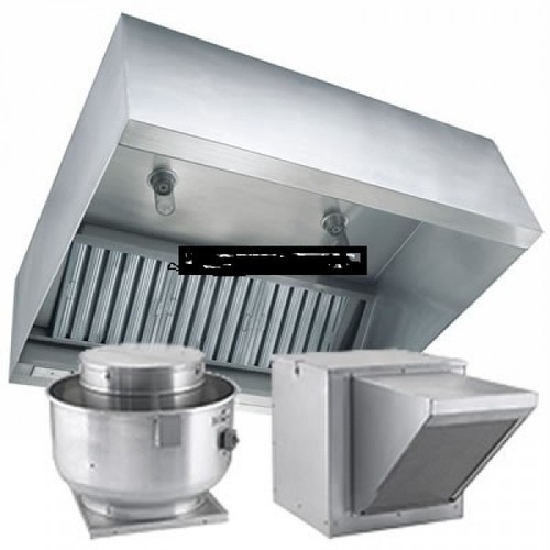 Fans For Kitchen: 100 Kitchen Hood Exhaust Fan At Rs 65000 /piece