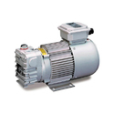 Single Phase Rotary Vacuum Pump