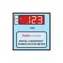 Digital 4 Quadrant Power Factor Meter