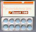 Sertraline Hydrochloride Tablet