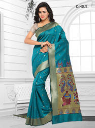 Cotton Silk Sarees