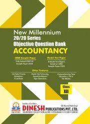 New Millennium 20/20 Series OBJECTIVE Question Bank ACCOUNTANCY Class 12