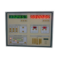 Amba Steel Surgeon Control Panel