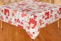 Charming Red Table Cover