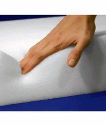 Blue And Yellow Mute design PU Foam Mattress