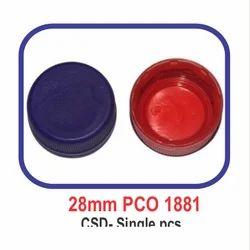 Hdpe Red, Blue Plastic Edible Oil Cap
