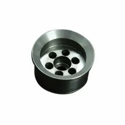 Stainless Steel CNC Machined Turned Component, Packaging Type: Box