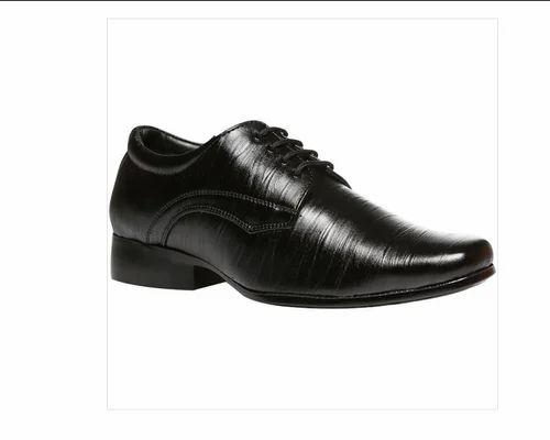 Black Bata Formal Shoes For Men