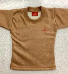 Furcozy Kids T Shirt Set Fur Thermals