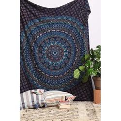 Fancy Mandala Tapestry