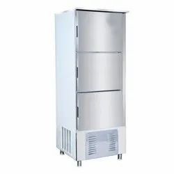 SS Vertical Deep Freezer