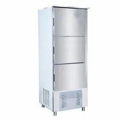 SS Vertical Deep Freezer