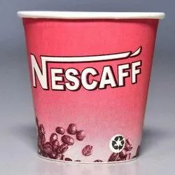 120 ML Disposable Paper Coffee Cup, For Event