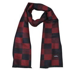 Wool Yarn Dyed Check Shawls