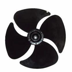 Black Plastic Air Fan Blade