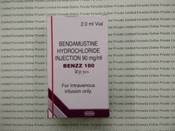 Bendamustine Hydrochloride  Injection IP