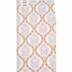 Printed Rectangular Gold Series PVC Panel, Thickness: 6 Mm, Size: 12 Inch
