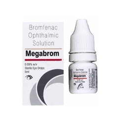 Megabrom Eye Drops