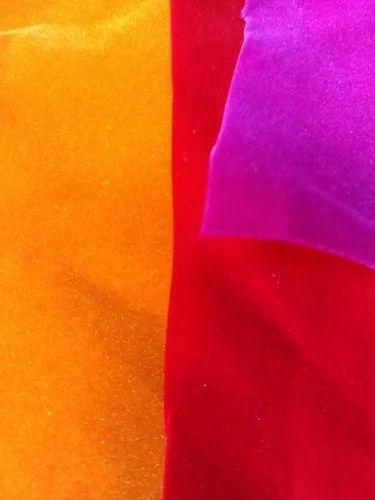 b6bd30d7f6 Plain 50 - 80 Meters   Roll Nylon Taffeta Velvet Fabrics