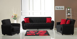 Designer Fabric Sofa Set