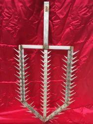 Titanium Fixture for Hard Anodizing