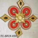 Wooden Rangoli (FC-AR24-450)