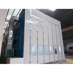 Truck Bus Body Paint Spray Booths