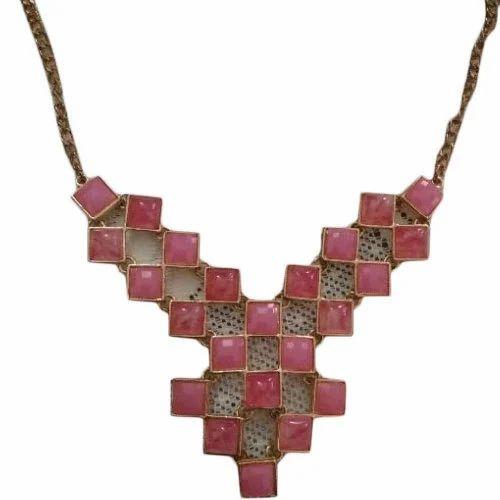 Pink Vintage Jewelry