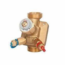 Danfoss Medium Pressure Balancing Control Valve, For Water