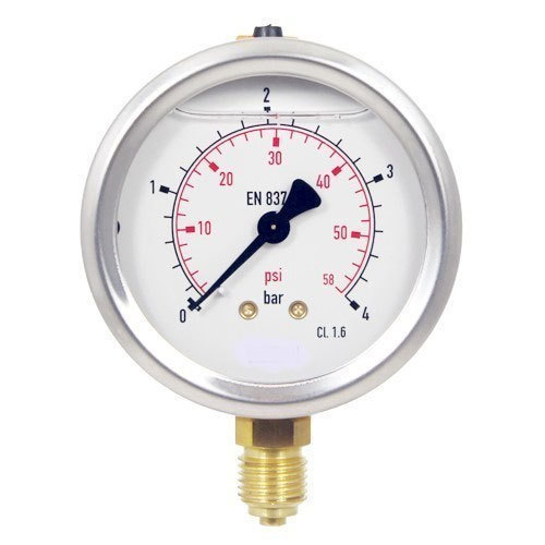 Wika Gas Pressure Gauge, EN 837-1, Rs 2500 /piece Sleepon Comfort Products  | ID: 20194199697