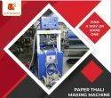 Fully Automatic Hydraulic Paper Dish Making Machine