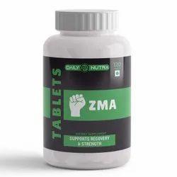 Bms Lifescience ZMA Tablet For Sports, Self, Non Prescription