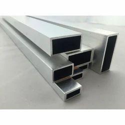 Anodized Aluminium Rectangular Tube