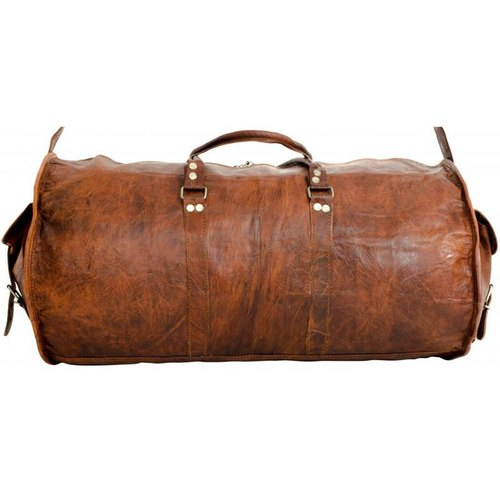 Luggage Brown Leather Bags