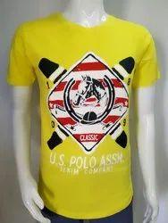 Kids Yellow T Shirt