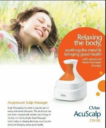 Acu Scalp Massager