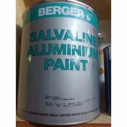 Salvaline Aluminium Paint, Packaging Type: Bucket