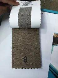 Diamond design fabrics.