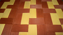 Rectangular Pencil Chequered Tiles