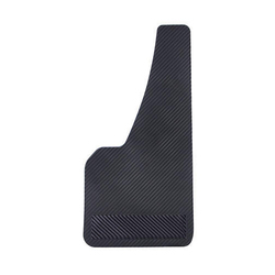Black Rubber Mud Flaps