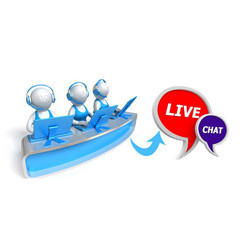 Live Chat Support Application Service