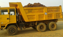 Tipper Trucks in Hyderabad, Telangana | Get Latest Price from
