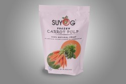 SUYOG A Grade Frozen Carrot Diced, Packaging Size: 20 Kg, Iqf