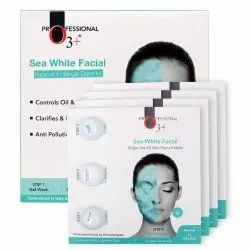 O3 Sea White Facial Kit