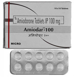 Amiodar-100mg Tablets