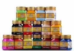 Acrylic Colors 50 ml 16 Colours Set