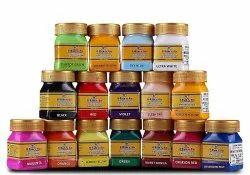 Acrylic Colors 16 Colours Set